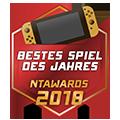 NTA 18 - Bestes Spiel des Jahres