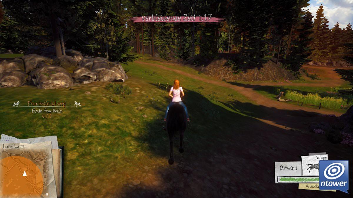 Nintendo Switch Pferdespiele