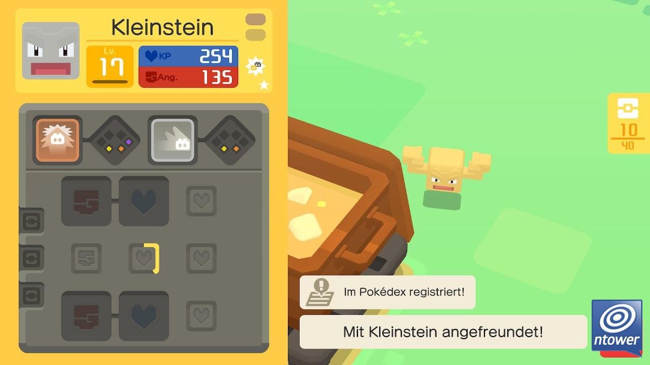 Test zu pok mon quest nintendo switch ntower for Kochen pokemon quest