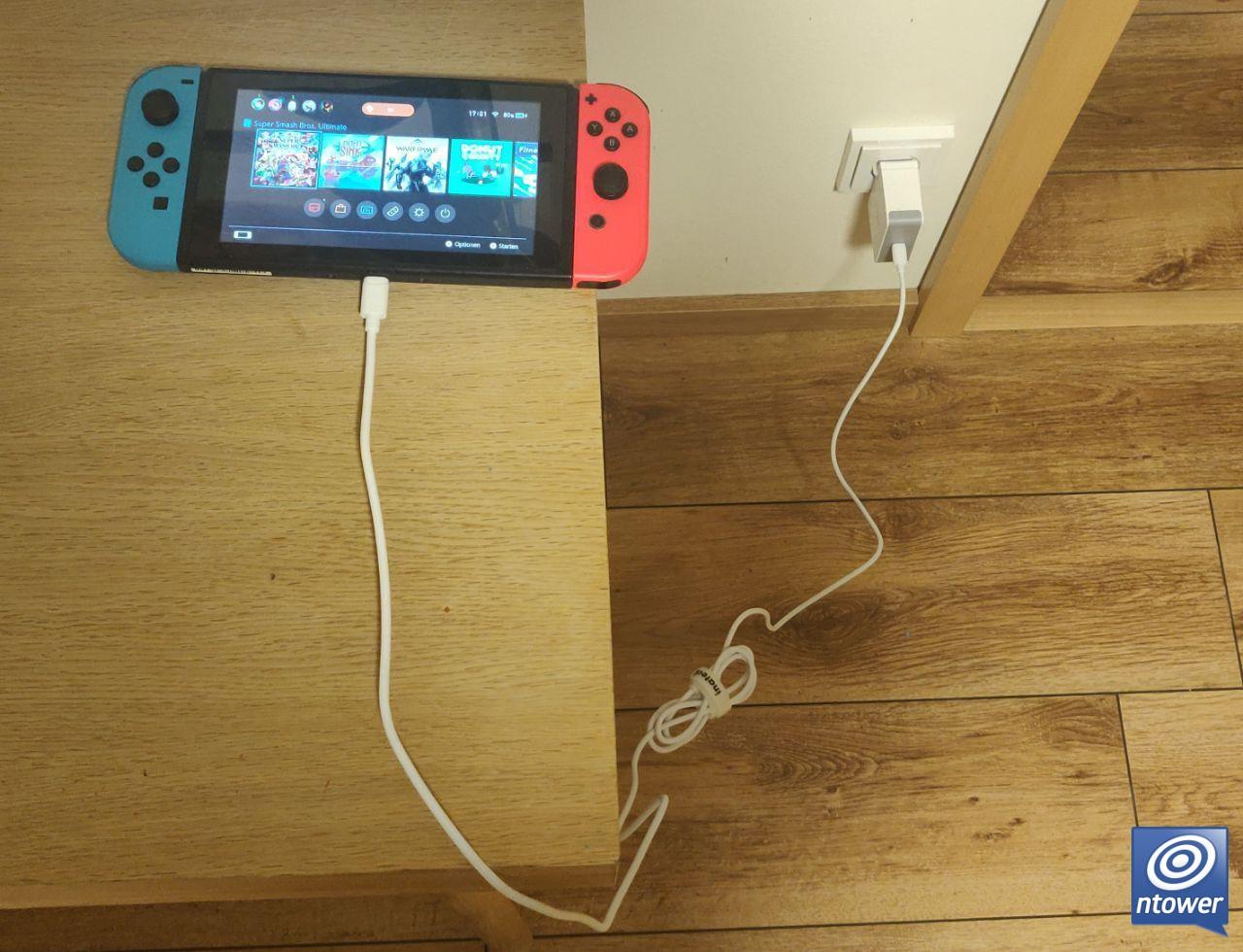 Nintendo Switch Controller Laden