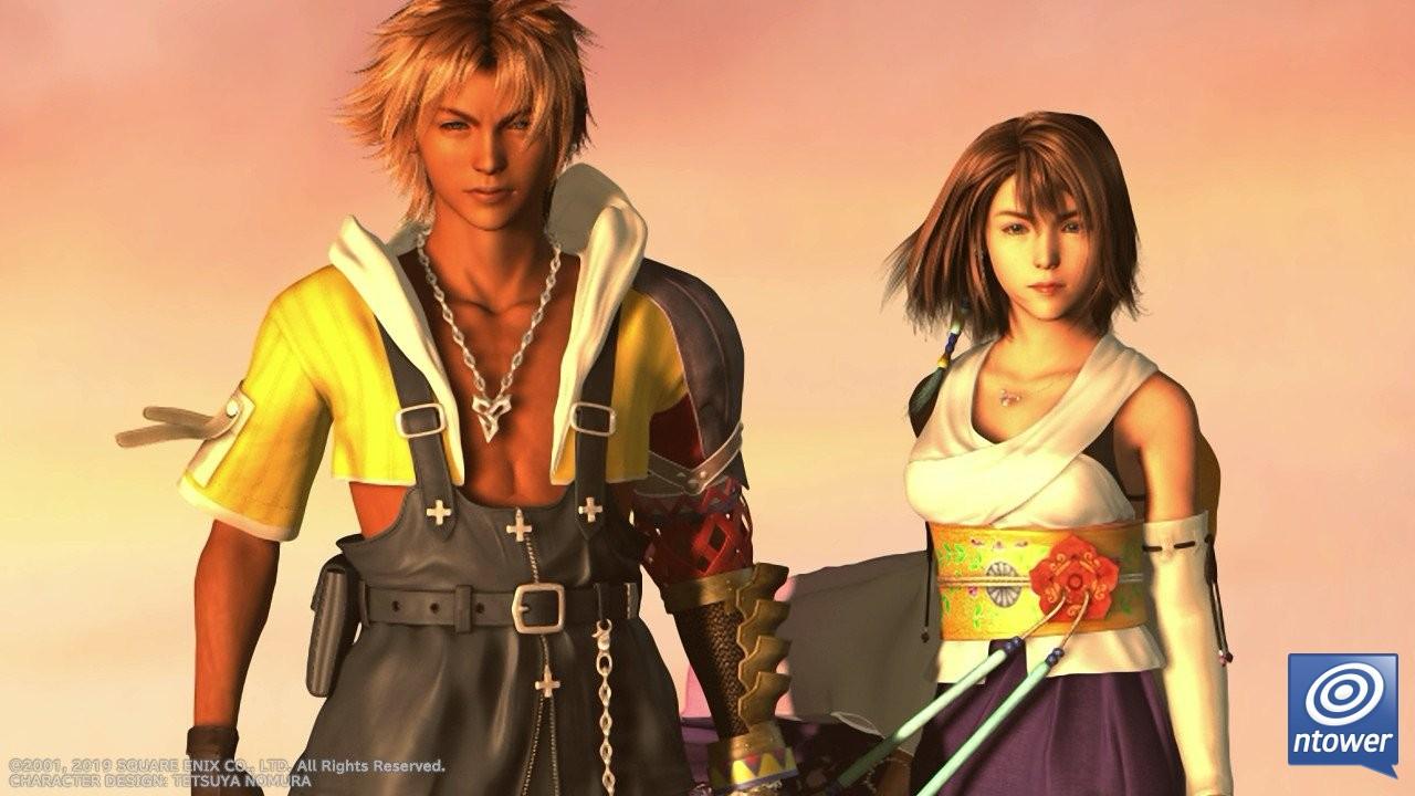 Test zu Final Fantasy X/X-2 HD Remaster - Nintendo Switch - ntower