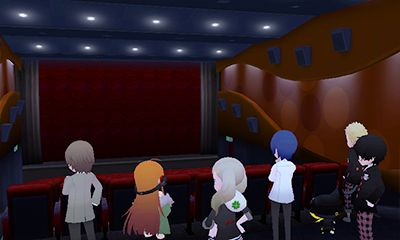 Persona Q2: New Cinema Labyrinth-Screenshot