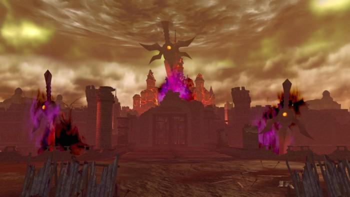 Screenshot aus Hyrule Warriors: Definitive Edition