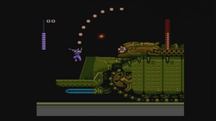 Ninja vs. Panzer