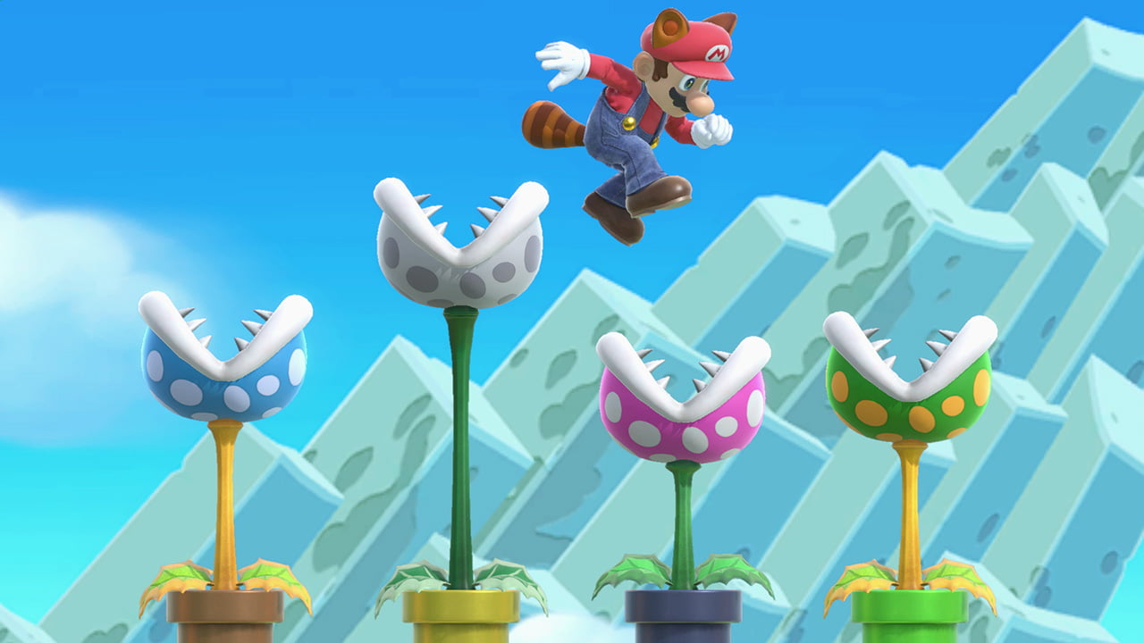 Piranha-Pflanze als Frühkäufer-Bonus in Super Smash Bros ...