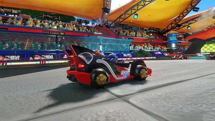 Japanischer Team Sonic Racing-Screenshot