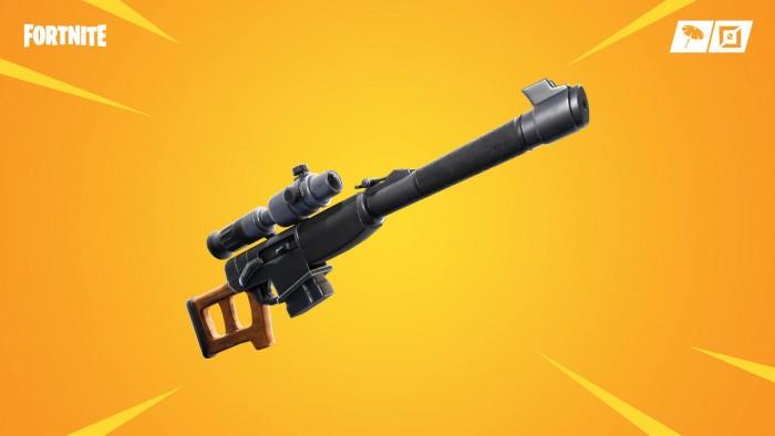 Automatisches Scharfschützengewehr