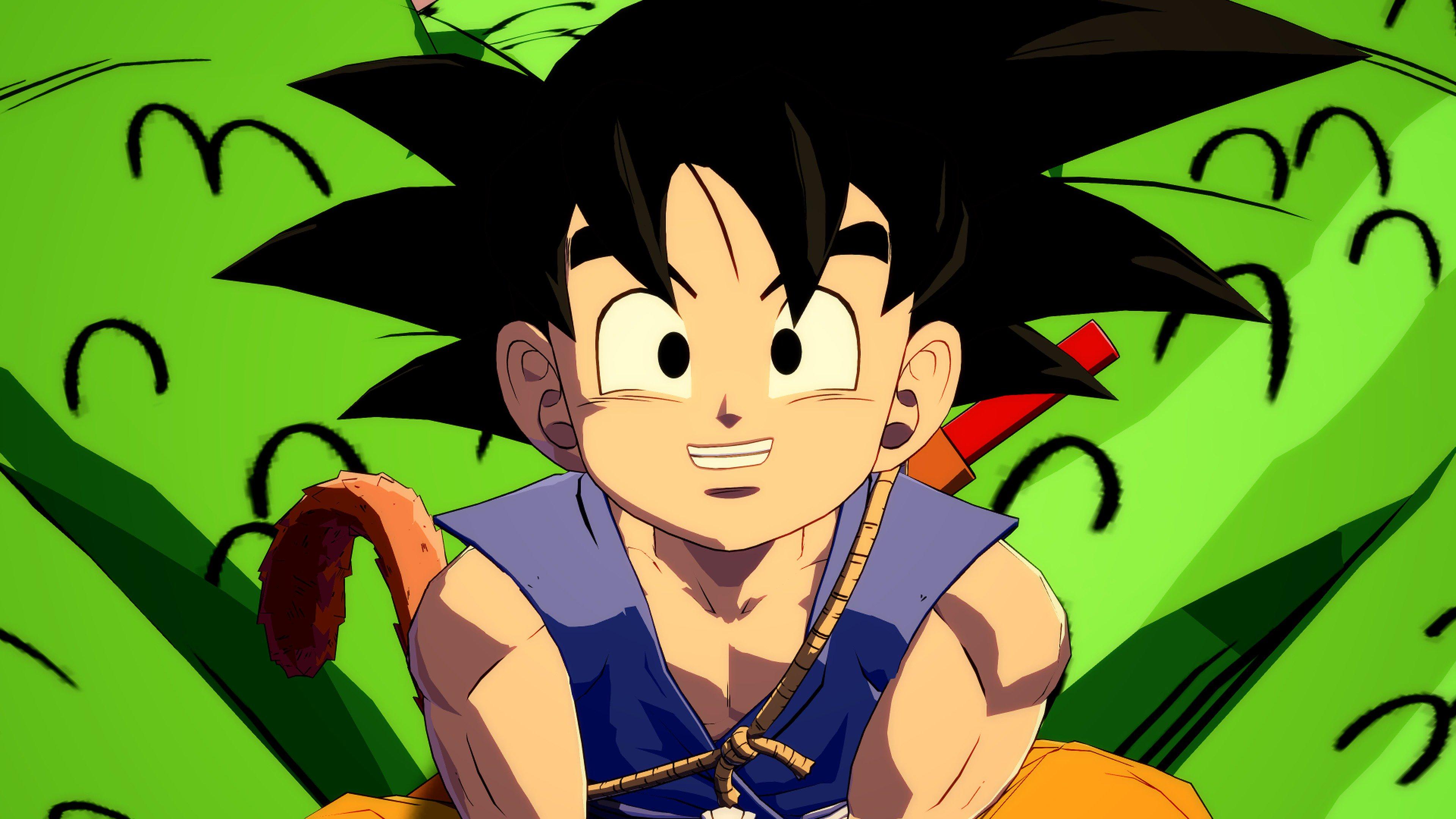 Dragon Ball Fighterz Einige Screenshots Zeigen Son Goku Aus Dragon