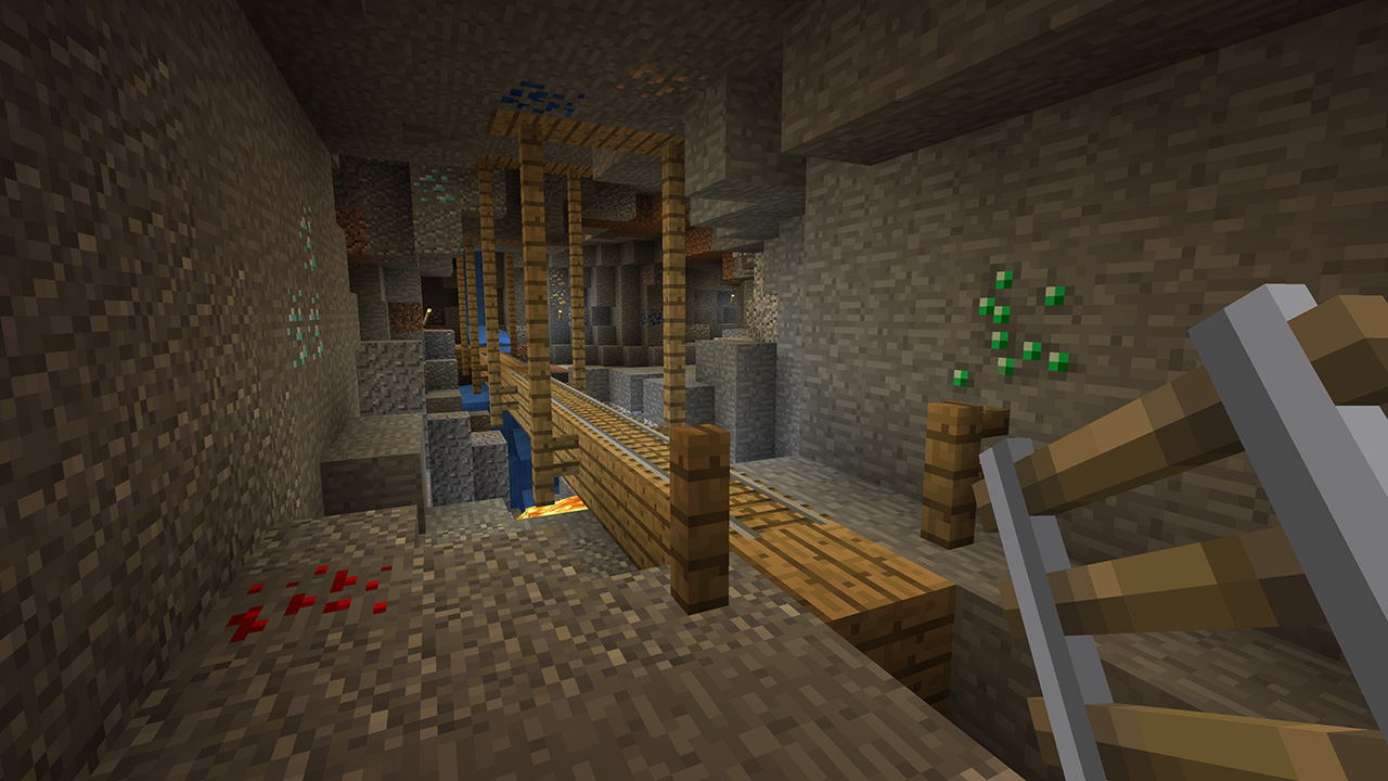 Minecraft Kartentisch Rezept.Neues Minecraft Update Fügt Armbrüste Und Mehr Hinzu Alle