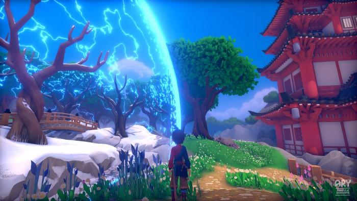 Neue Screenshots zu Ary and the Secret of Seasons für die Nintendo Switch