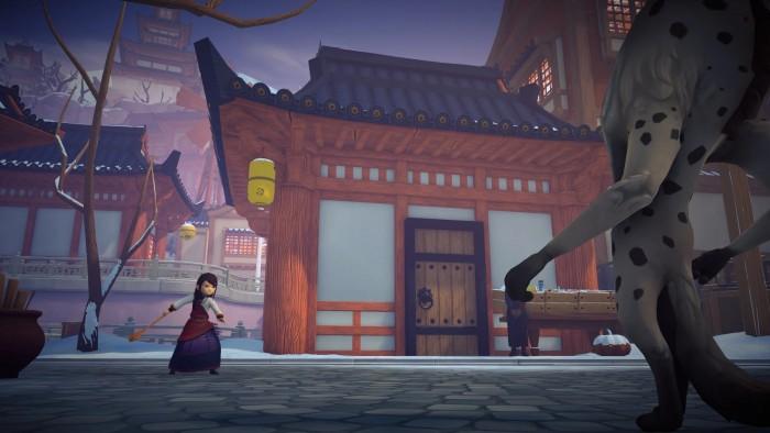 Screenshot aus dem Spiel Ary and the Secret of Seasons