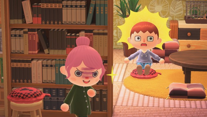 Screenshot von Animal Crossing: New Horizons