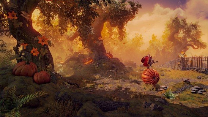 Screenshot aus Trine 4: The Nightmare Prince