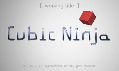 Cubic Ninja Logo