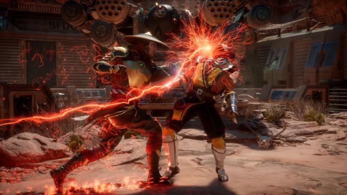 Mortal Kombat 11 – Screenshot
