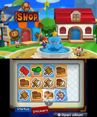 Neue Bilder zu Paper Mario: Sticker Star am 26.10.2012