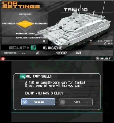 Panzerauswahl