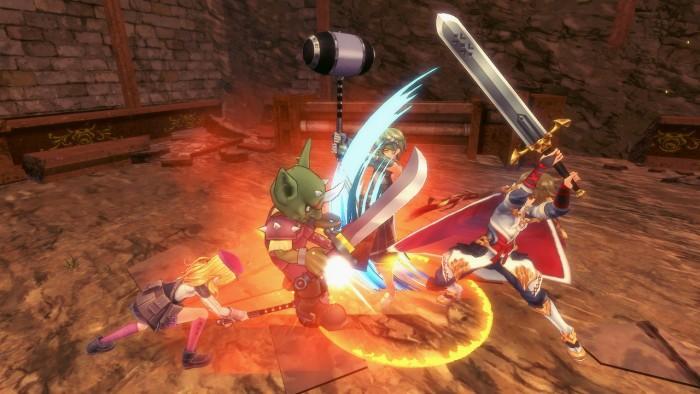 Screenshot von Rune Factory 5