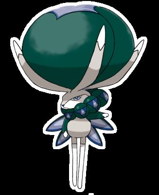 Artwork zu Coronospa aus Pokémon Schwert und Schild