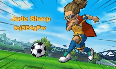 Jude Sharp Code