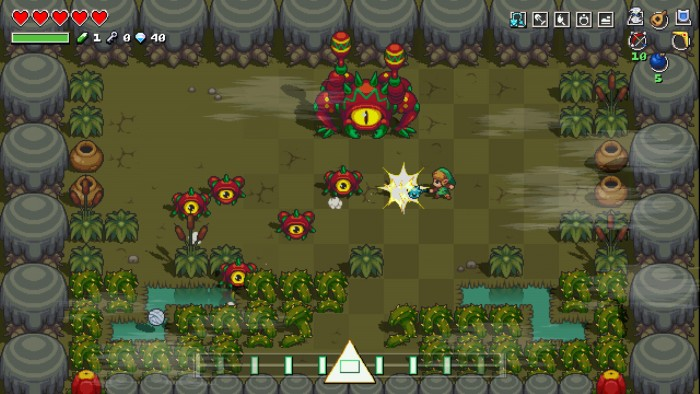 Cadence of Hyrule E3 Screenshots