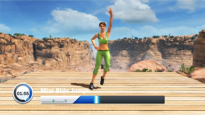 Workout - Frau