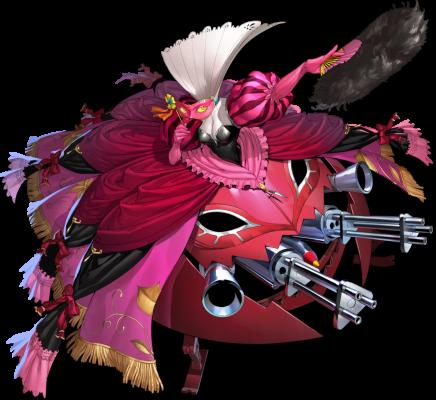 Charakter-Artwork zu Milady aus Persona 5 Scramble: The Phantom Strikers - © Atlus / SEGA / Koei Tecmo