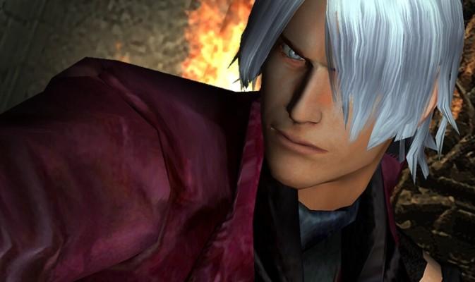 Screenshots der Nintendo Switch-Version von Devil May Cry