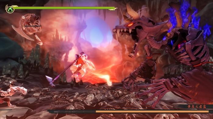 Screenshots vom Spiel Sakuna: Of Rice and Ruin