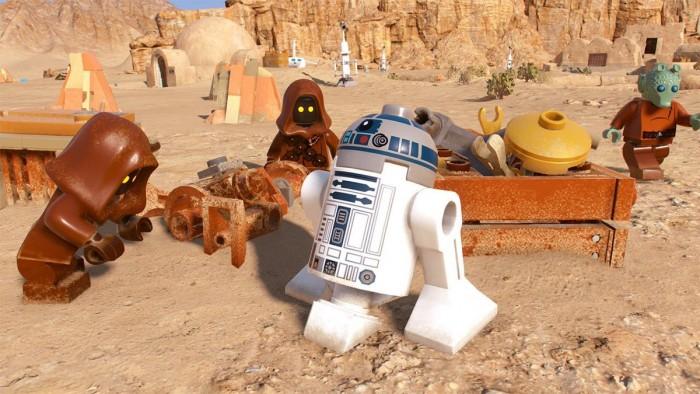 LEGO Star Wars: Die Skywalker Saga Screenshot