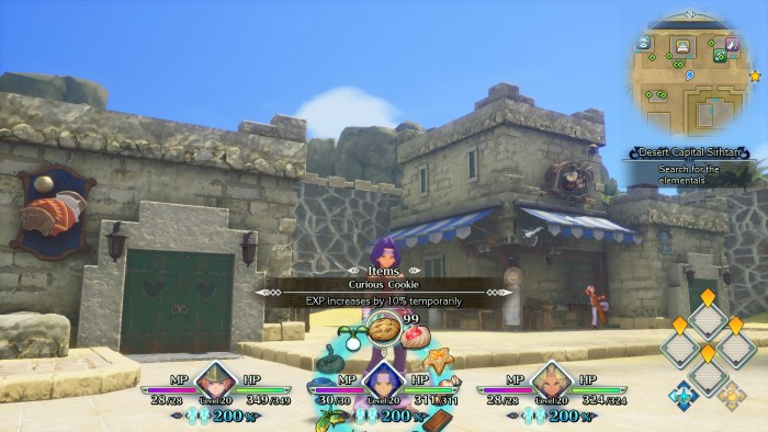 Screenshot weiteres - © Square Enix