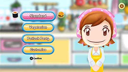 Screenshot 15.08.2019 - © Cooking Mama Limited