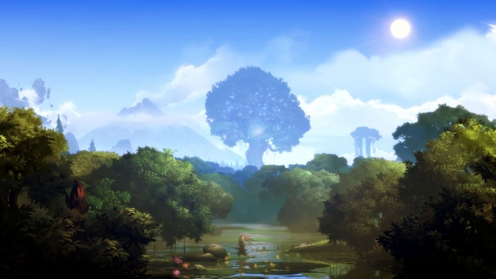 Screenshot aus Ori and the Blind Forest: Definitive Edition - © Microsoft