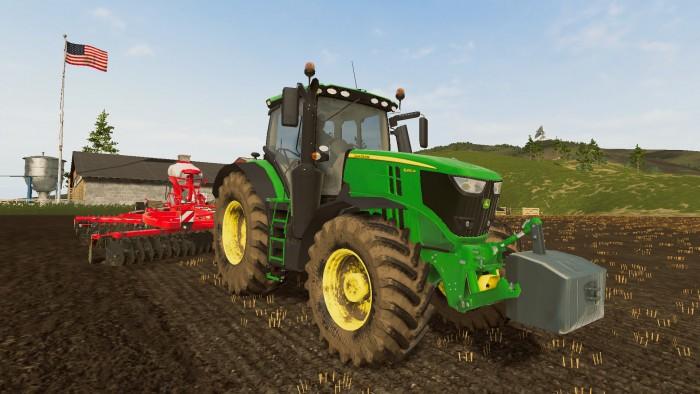 Screenshot von Landwirtschafts-Simulator 2020 - © GIANTS Software