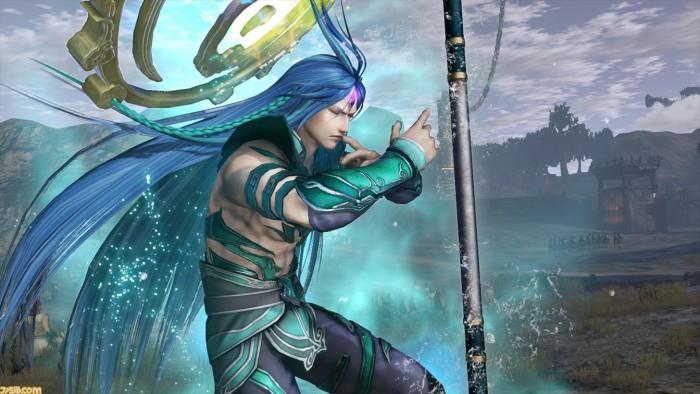 Japanische Screenshots aus Warriors Orochi 4 Ultimate für die Nintendo Switch © Koei Tecmo