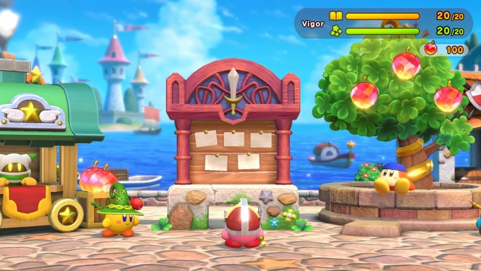 Super Kirby Clash - © HAL Laboratory / Nintendo