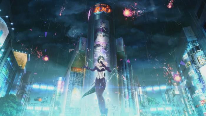 Screenshot aus Tokyo Mirage Sessions #FE Encore - © Nintendo / Atlus / Intelligent Systems