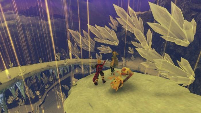 Screenshot aus Xenoblade Chronicles: Definitive Edition - © Nintendo / Monolith Soft