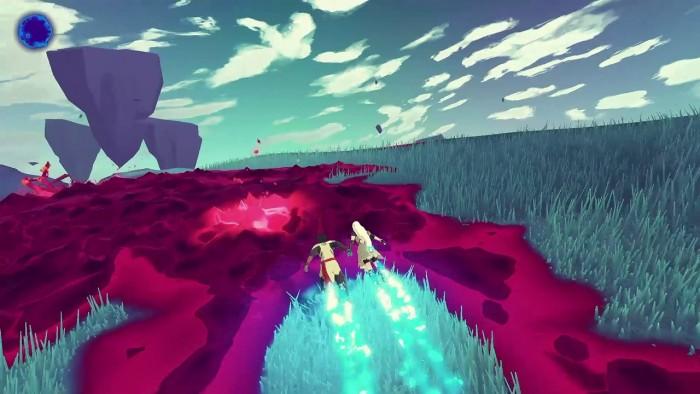 Screenshot vom Spiel Haven