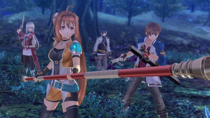 Screenshot von The Legend of Heroes: Trails of Cold Steel IV