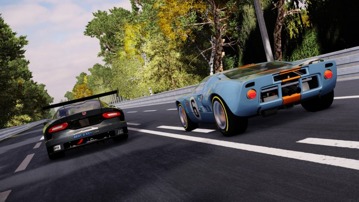 Screenshot aus Gears.Club Unlimited 2 - Tracks Edition