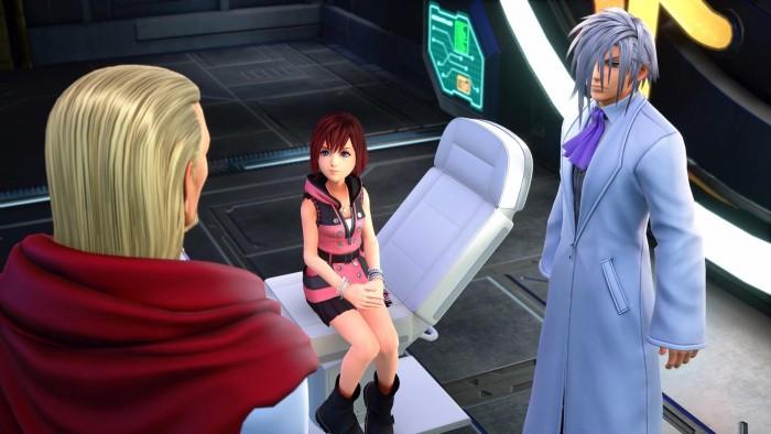 Screenshot von Kingdom Hearts: Melody of Memory