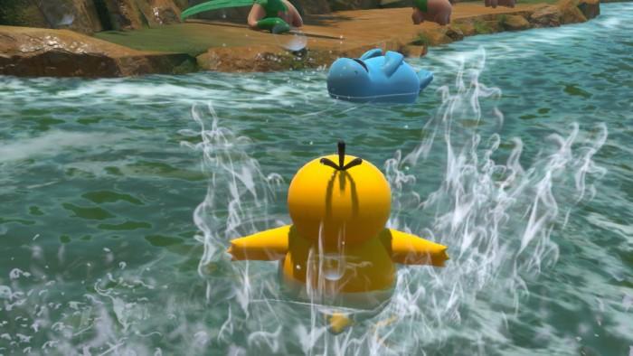 New Pokémon Snap: Augustupdate Screenshot