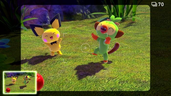 Screenshot von New Pokémon Snap