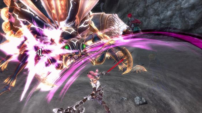Screenshot aus Ys IX: Monstrum Nox - © Nihon Falcom Corporation