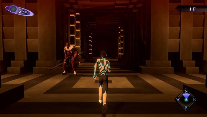 Japanischer Screenshot von Shin Megami Tensei III Nocturne HD Remaster (PlayStation 4)