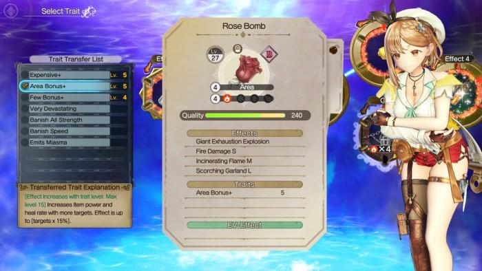 Screenshot von Atelier Ryza 2: Lost Legends & the Secret Fairy (PS4)