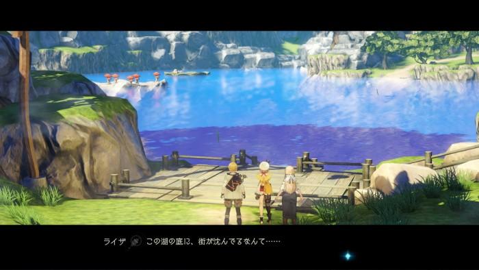 Screenshot aus Atelier Ryza 2: Lost Legends & the Secret Fairy