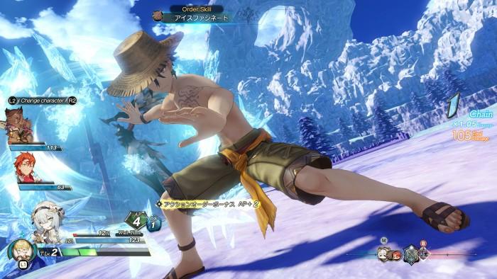 Japanischer Screenshot von Atelier Ryza 2: Lost Legends & the Secret Fairy