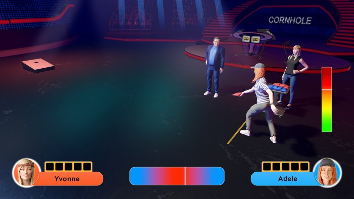 Schlag den Star – Das 2. Spiel